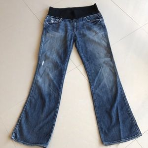 Maternity 7 for all Mankind Jeans size 32